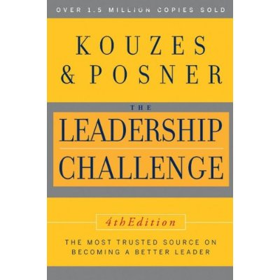 Leadership Challenge book cover
