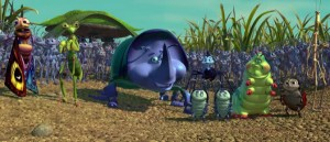 Every character has their strengths in A Bug's Life