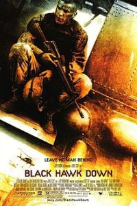 Black Hawk Down film poster