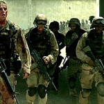 Contrasting leadership styles under pressure: Black Hawk Down