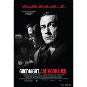 Good Night and Good Luck film poster