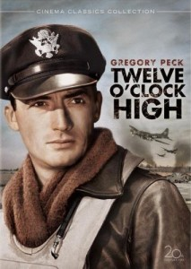 Twelve O'Clock High movie poster