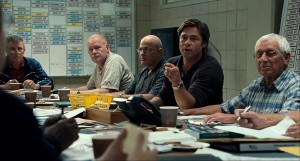 Billy Beane in Moneyball