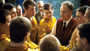 Norm and his team in Hoosiers
