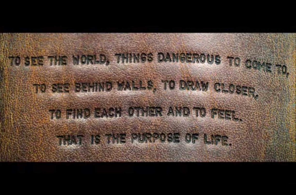 Secret Life Of Walter Mitty Quotes Amazing Walter Mitty And The Power Of Purpose