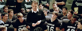 Setting and dealing with expectations in Friday Night Lights
