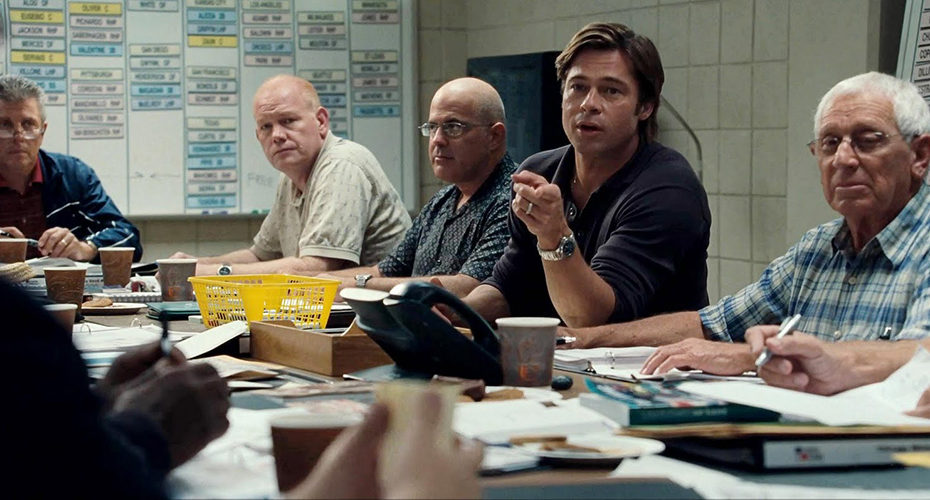 Learning from Moneyball's strengths-based approach - LEADERSHIP IN THE  MOVIES